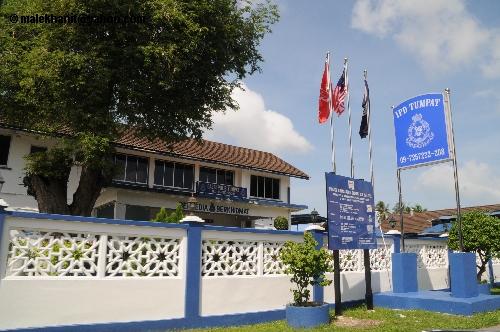 Balai Polis Tumpat  Wikipedia Bahasa Melayu ensiklopedia