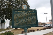 File Crestview Fl Courthouse Okaloosa County Plaque