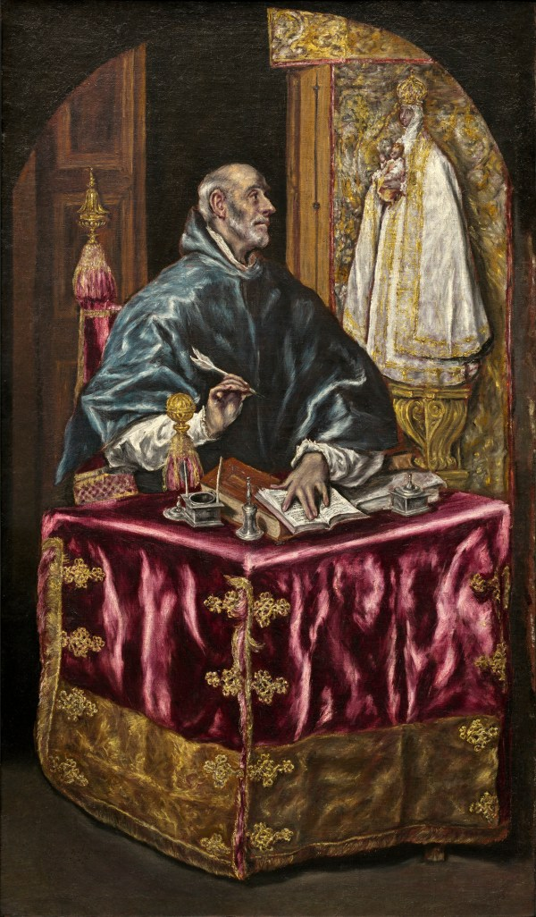 Art History El Greco In National Of