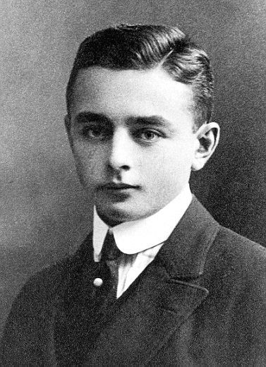Georg Heym – 1887–1912