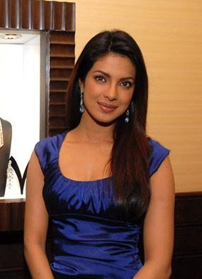 English: Indian actress Priyanka Chopra