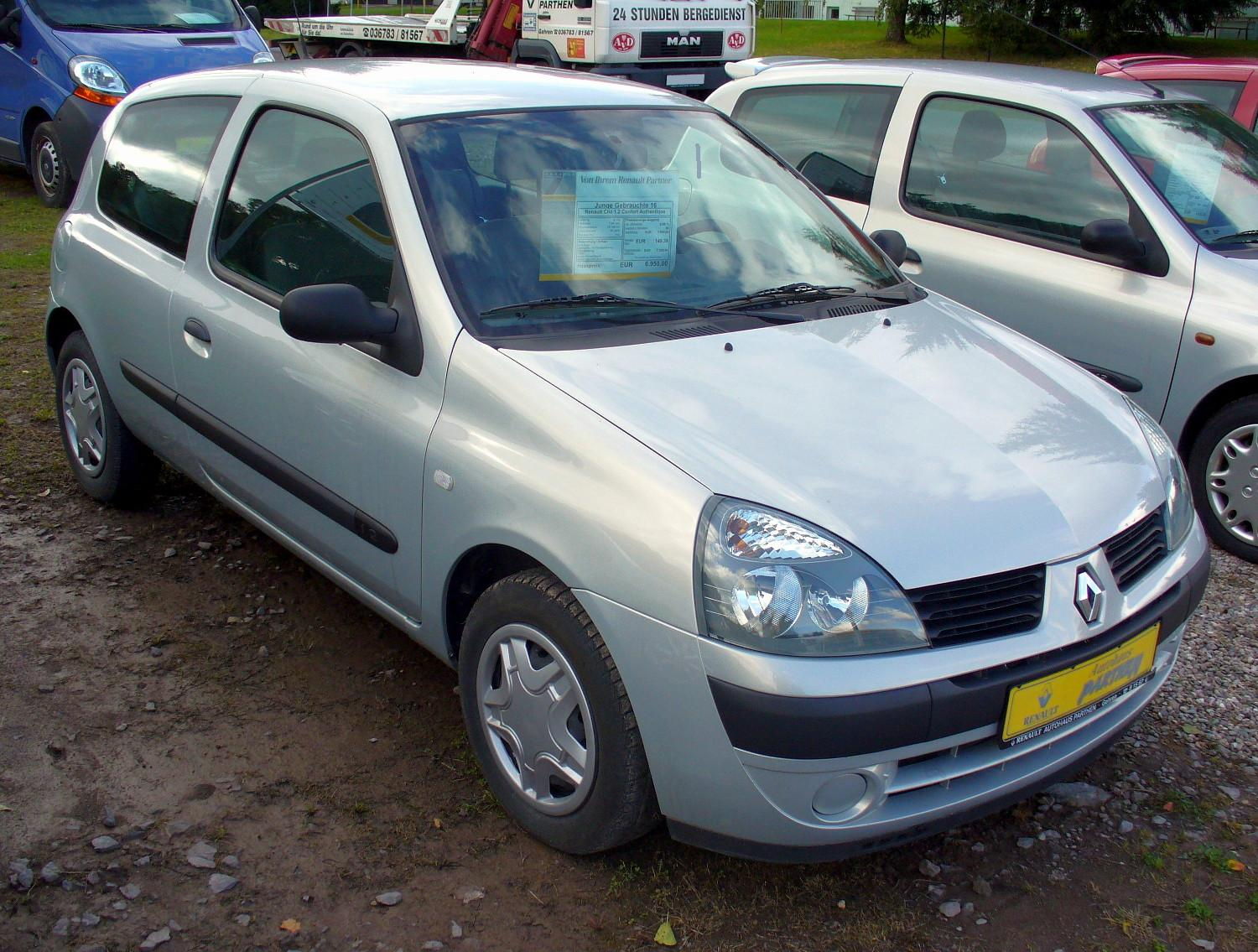 hight resolution of file renault clio ii 1 2 confort authentique facelift jpg