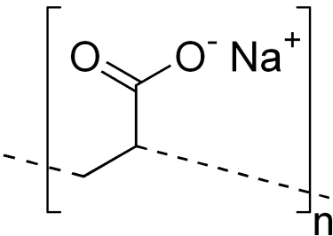 Poliacrilato de sodio