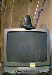 Un modelo de Televisión