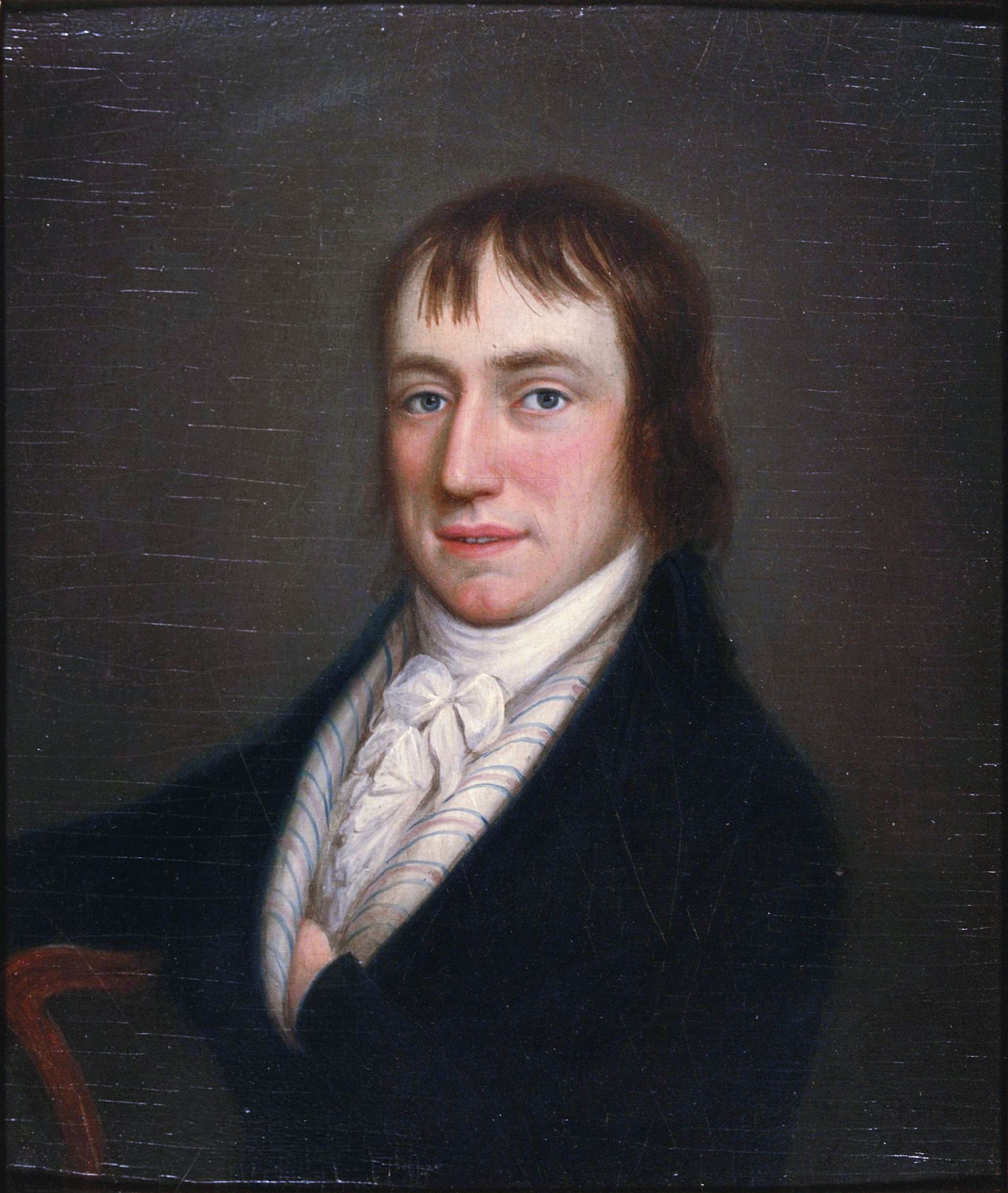 Portrait of William Wordsworth by William Shut...