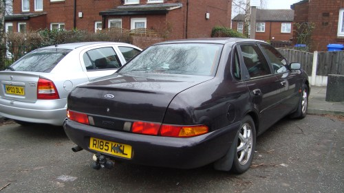 small resolution of facelifted ford scorpio mk ii saloon