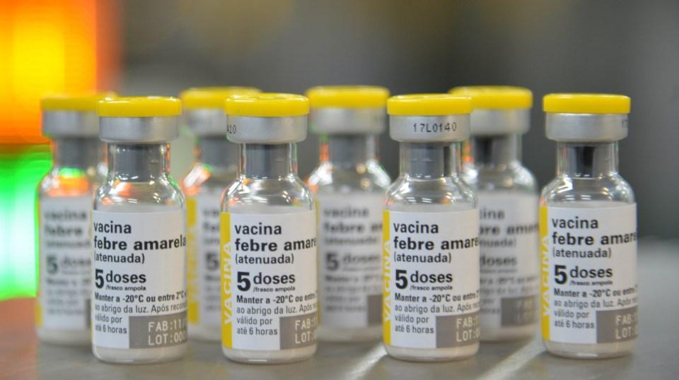 Resultado de imagem para vacina febre amarela
