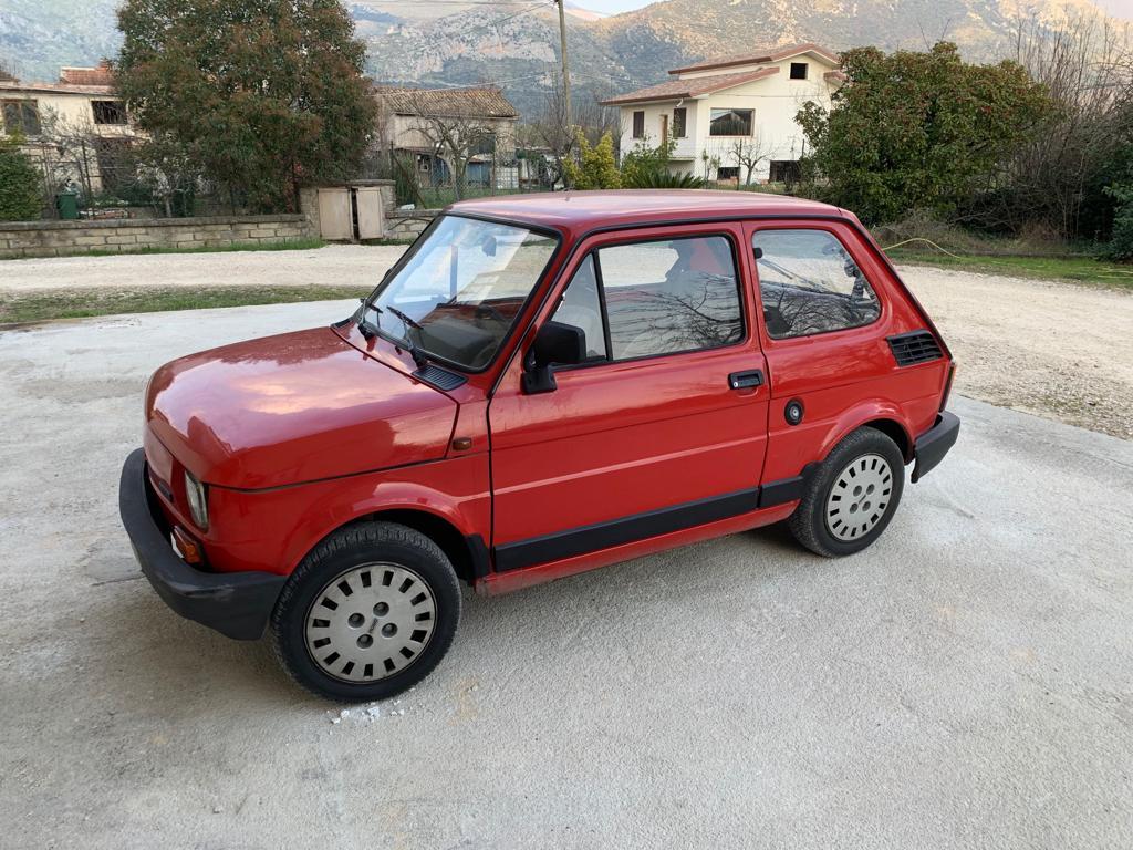 Warum patrick jetzt 2 fiat 126 hat und worin diese sich krass unterscheiden. File Fiat 126 Bis Red Jpg Wikimedia Commons