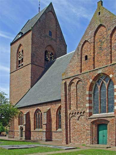 Kerk in Loppersum