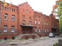 Kreenholm Manufacturing Company Narva Estonia - Atlas