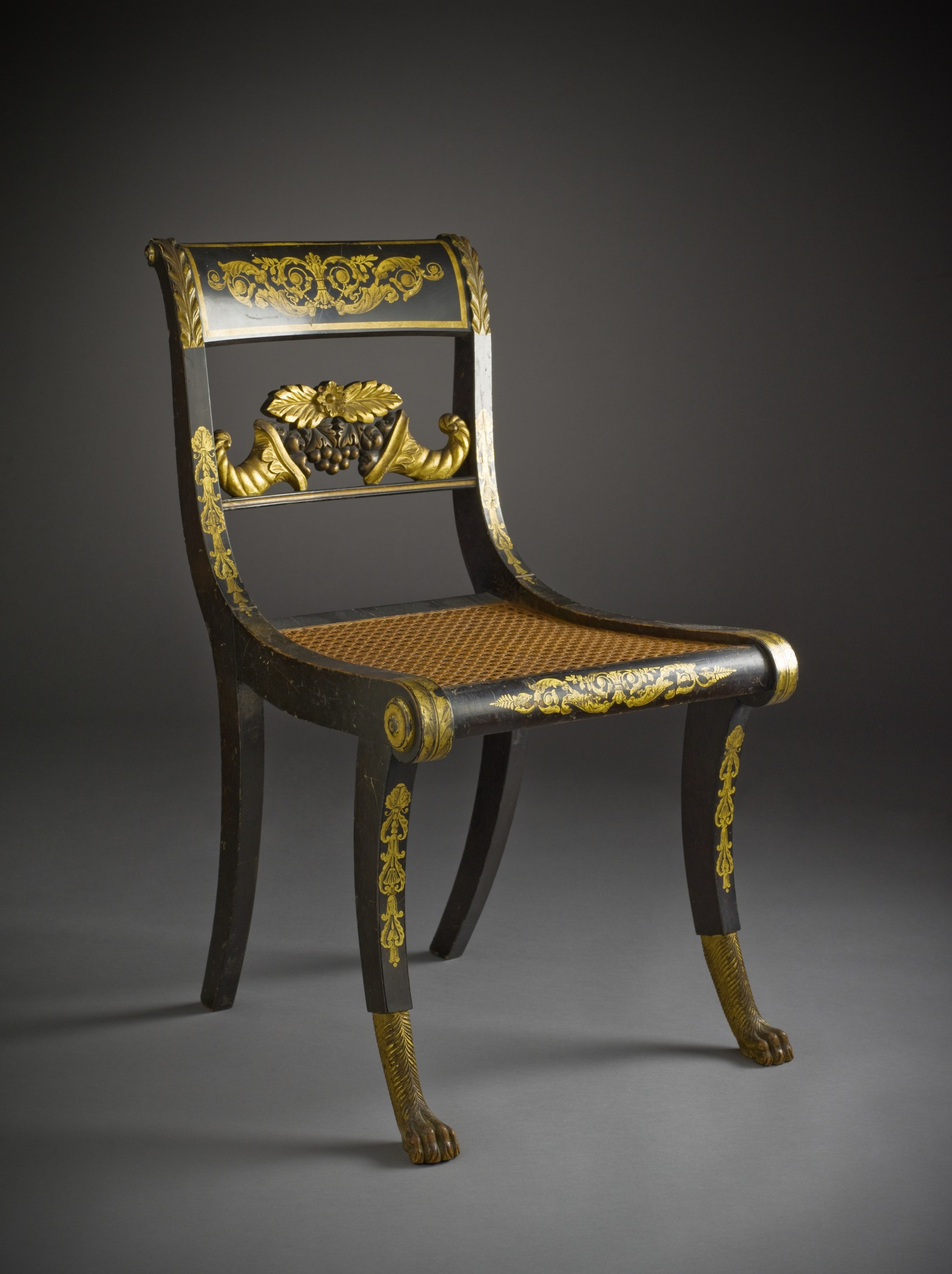 File:Pair of Side Chairs, 'Klismos' Style LACMA M.2006.51