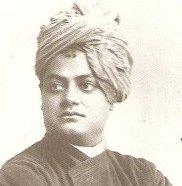 Swami Vivekananda at Chicago in 1893.