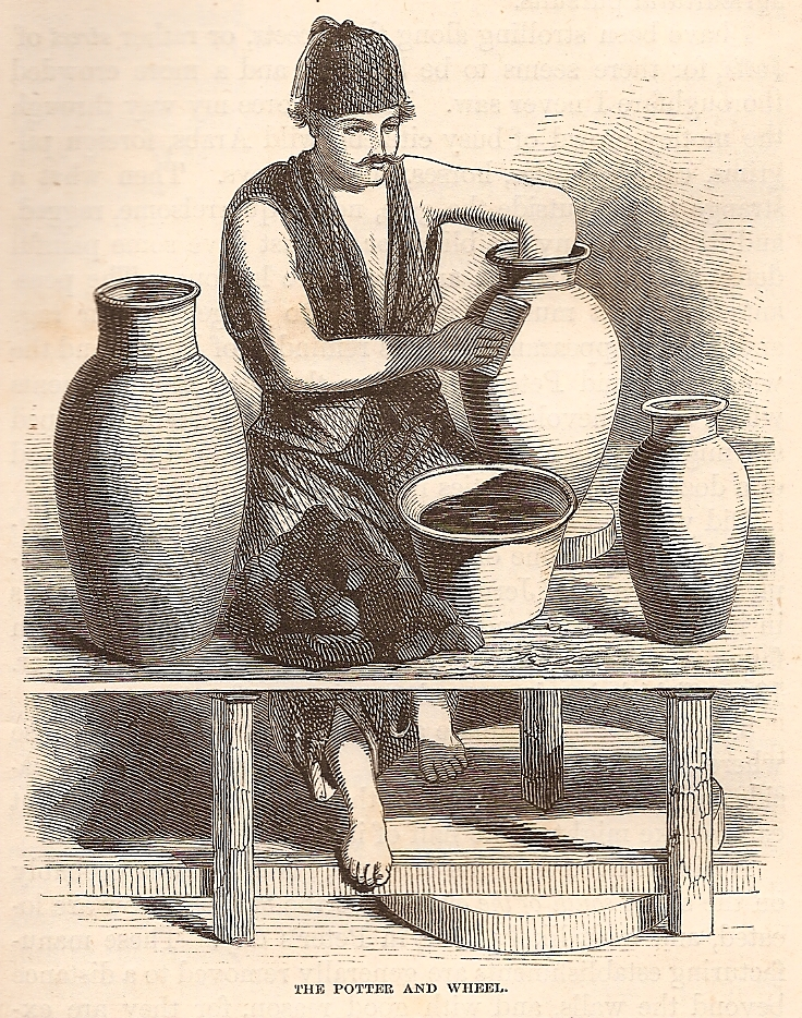 The Potter and Wheel
