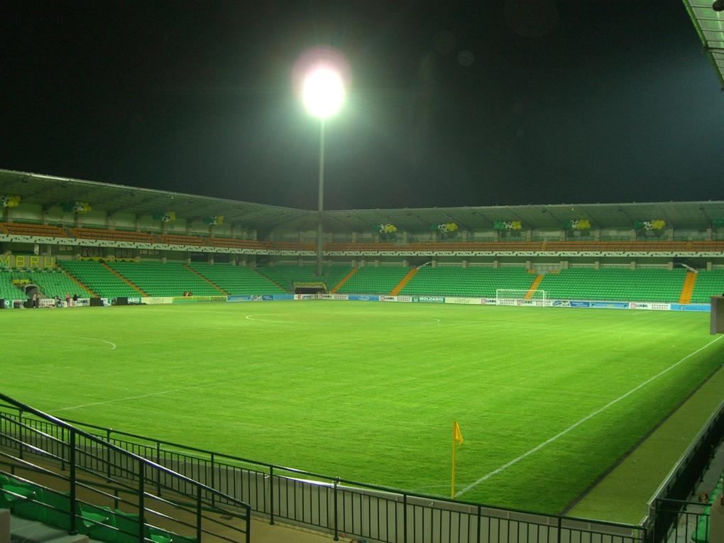 Zimbru Stadium  Wikipedia