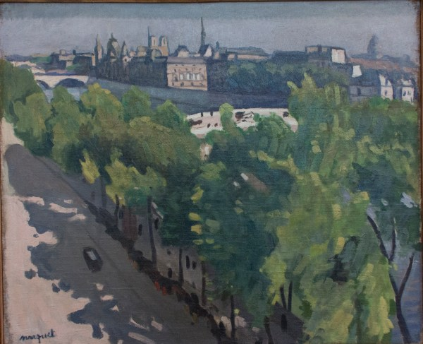 File Albert Marquet - Quai Du Louvre