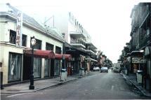 Vintage Orleans In 1970s