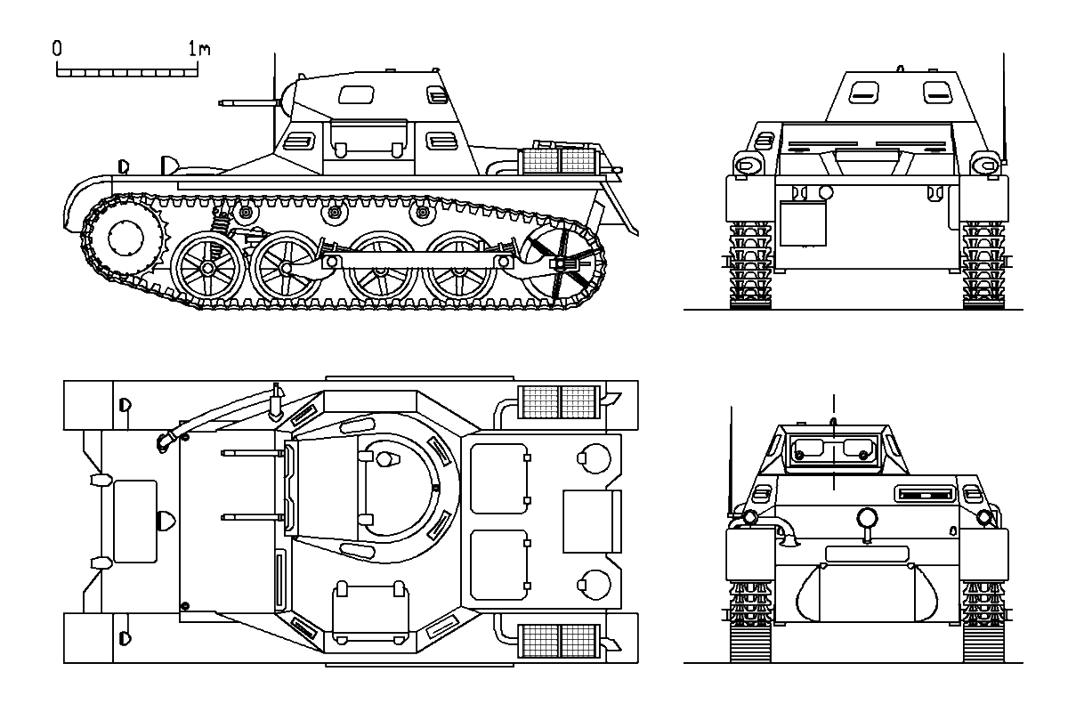 File Panzer I A Plans