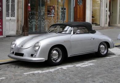 Porsche 356 A Porsche France