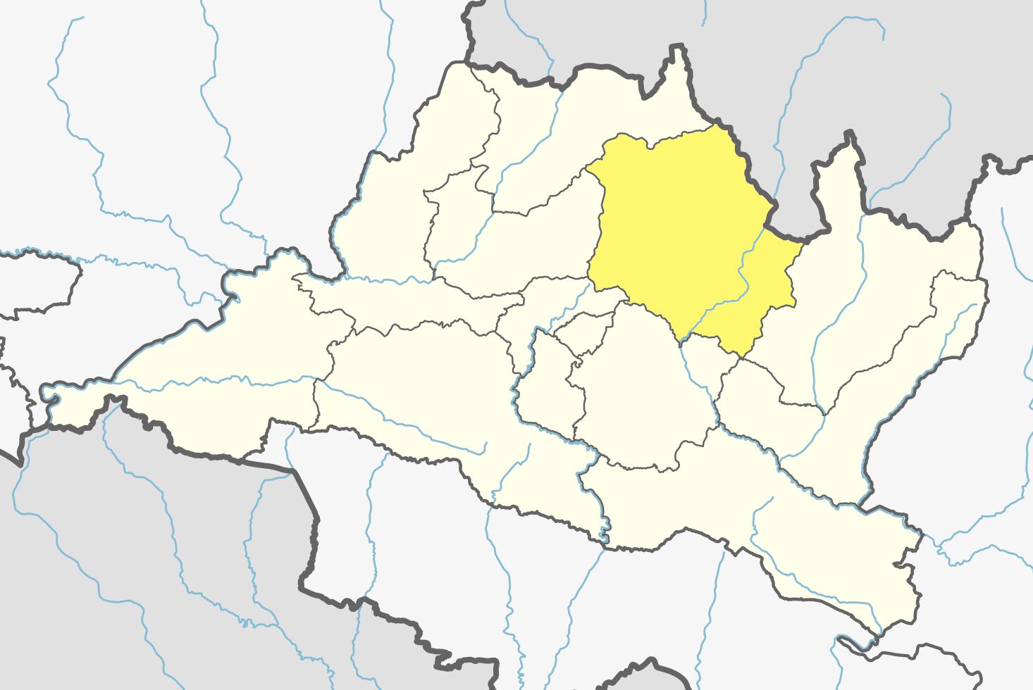 Sindhupalchok District - Wikipedia