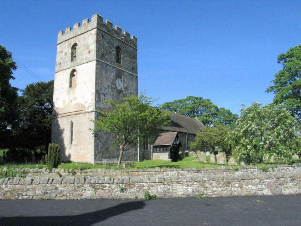St. James's Church Cardington in Shropshire