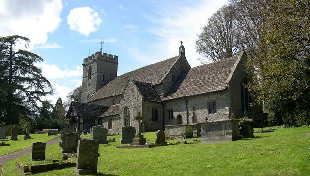 St Michael and All Angels, Lyonshall