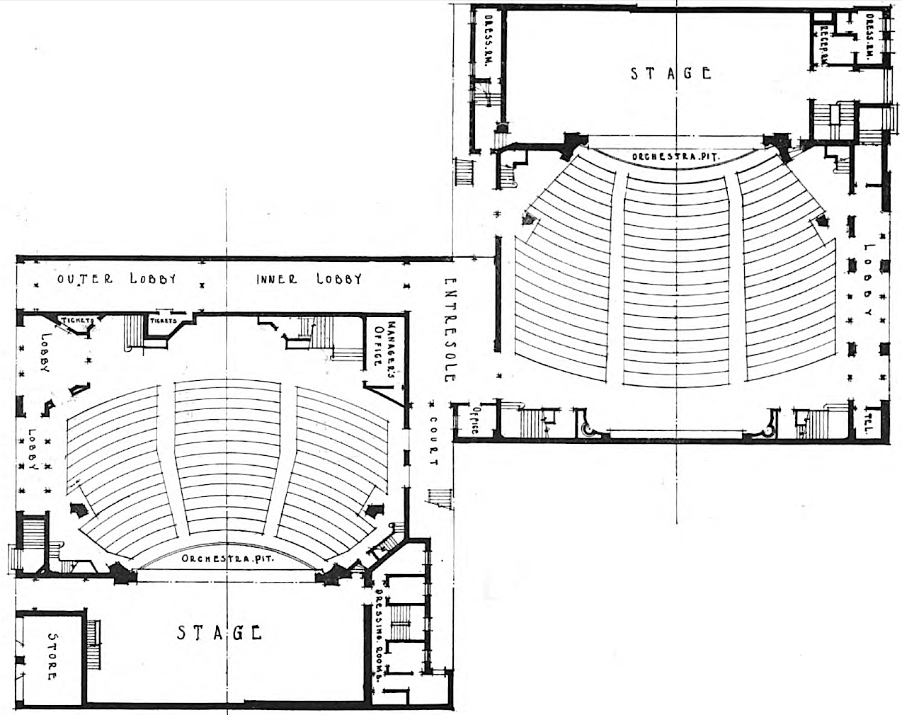 File:Times Square and Apollo theaters, first floor plan
