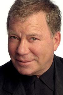 Portrait of William Shatner