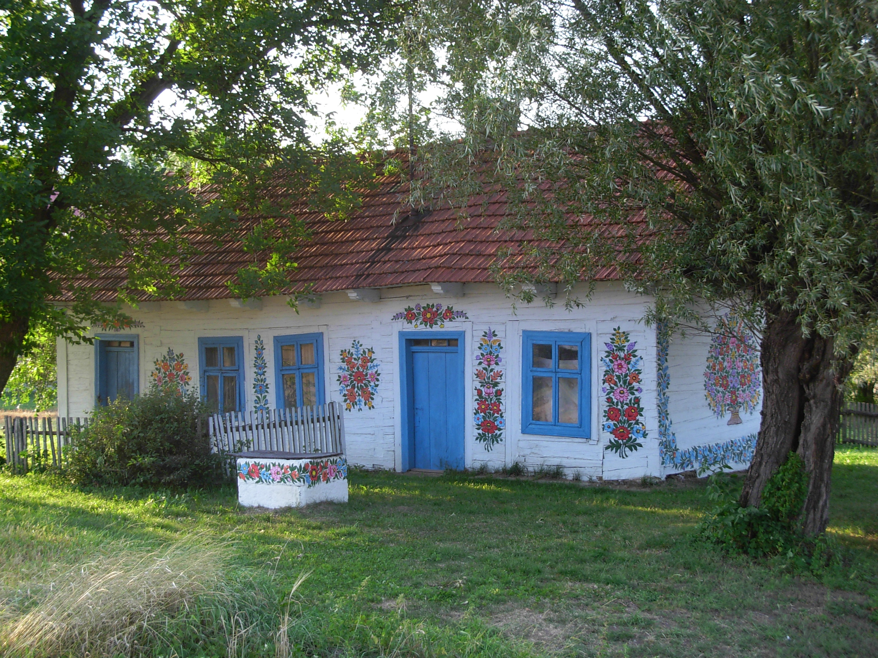 The Painted Cottage Home