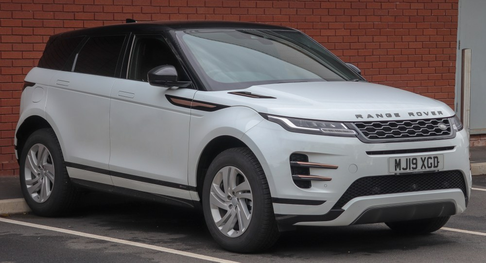 medium resolution of range rover evoque wikipedia 2007 range rover sport supercharged 2007 firing order with diagrams and images
