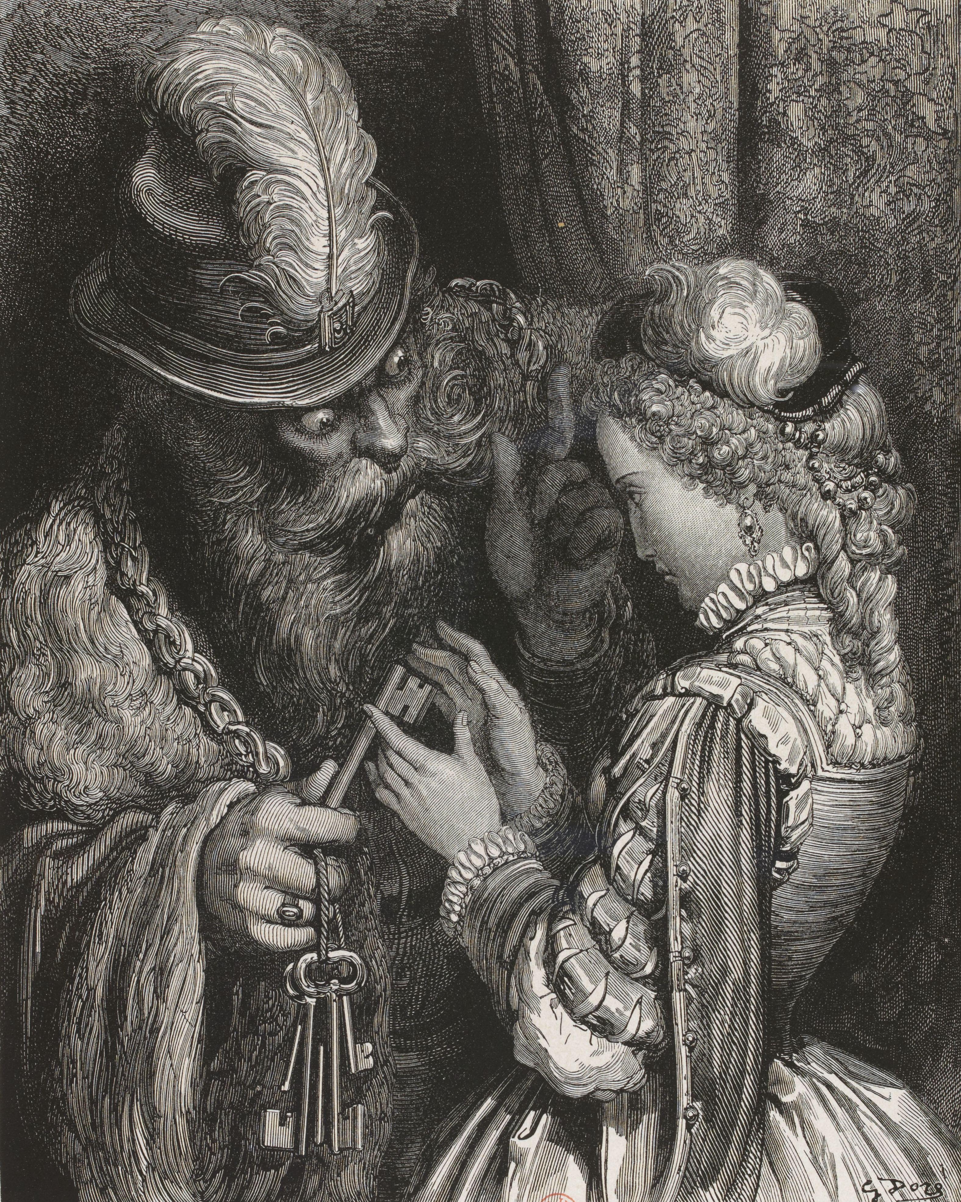 bluebeard & ardiane
