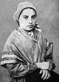 Saint Bernadette Soubirous of the Lourdes Appa...