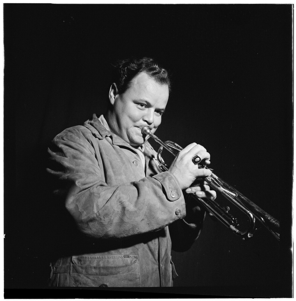 Billy Butterfield playing trumpet