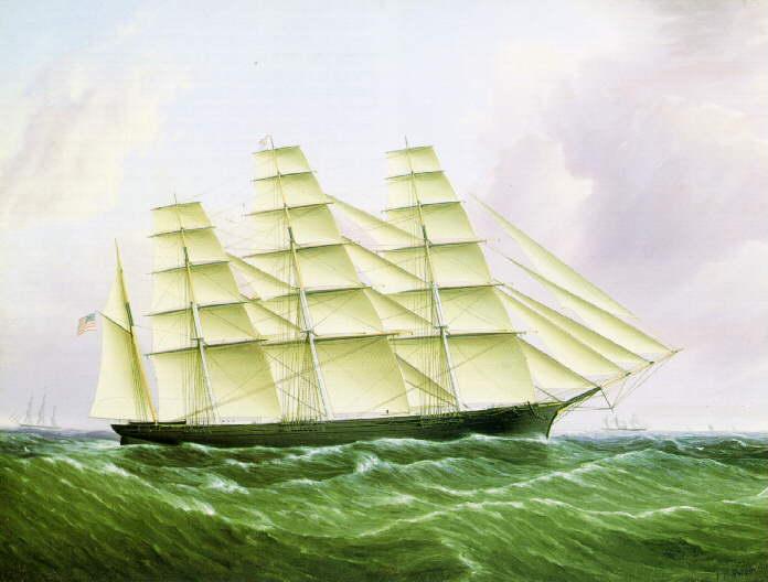 Great Republic 1853 clipper  Wikipedia