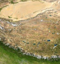 Tibetan Plateau - Wikipedia [ 981 x 1947 Pixel ]
