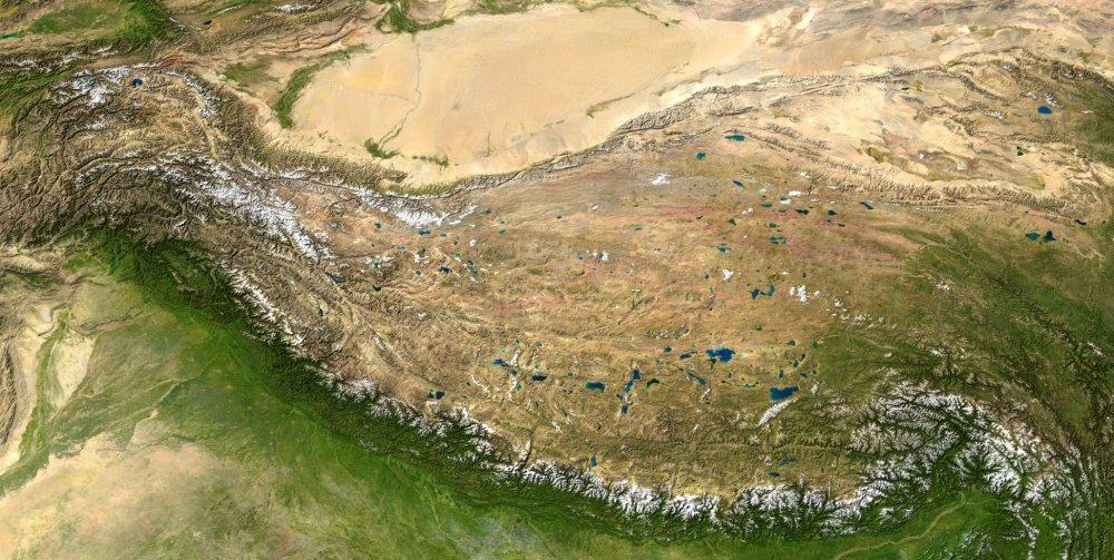 medium resolution of Tibetan Plateau - Wikipedia