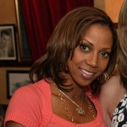 Holly Robinson Peete.
