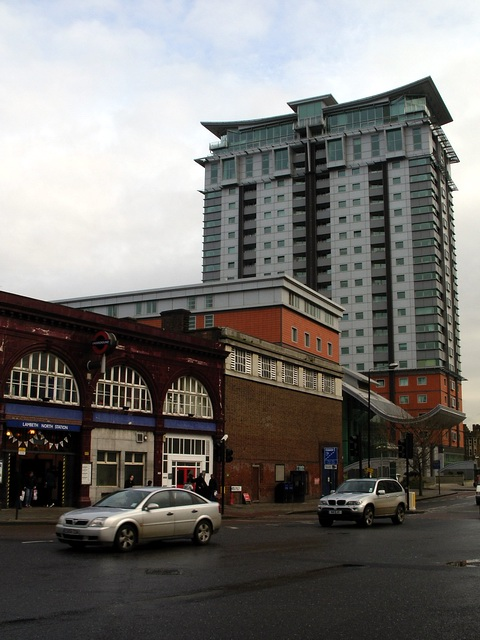 Century House London  Wikipedia