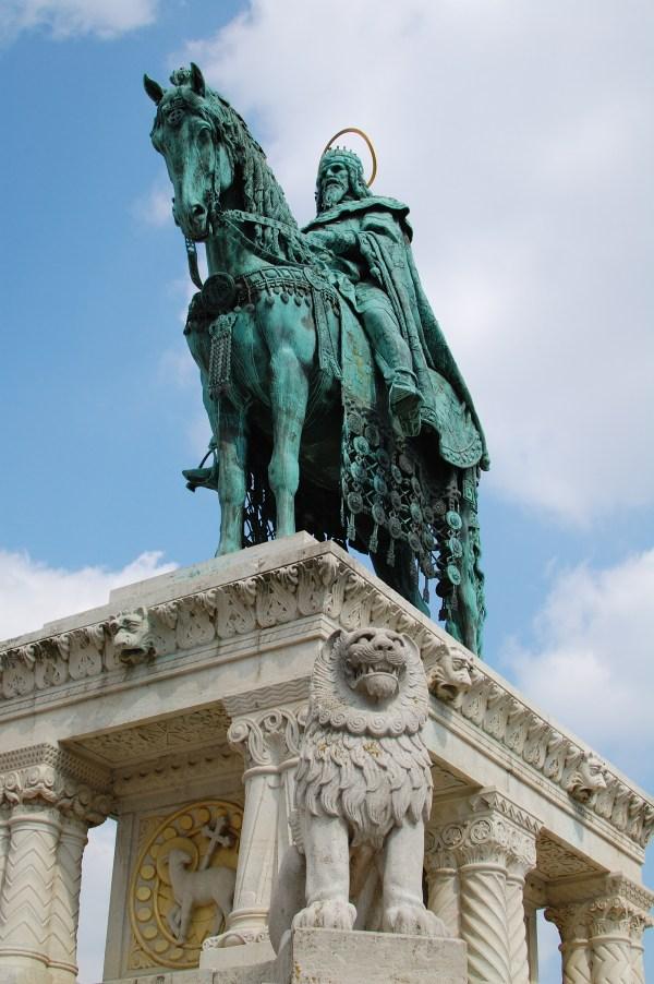 August 16 - Saint Stephen Of Hungary Christianity