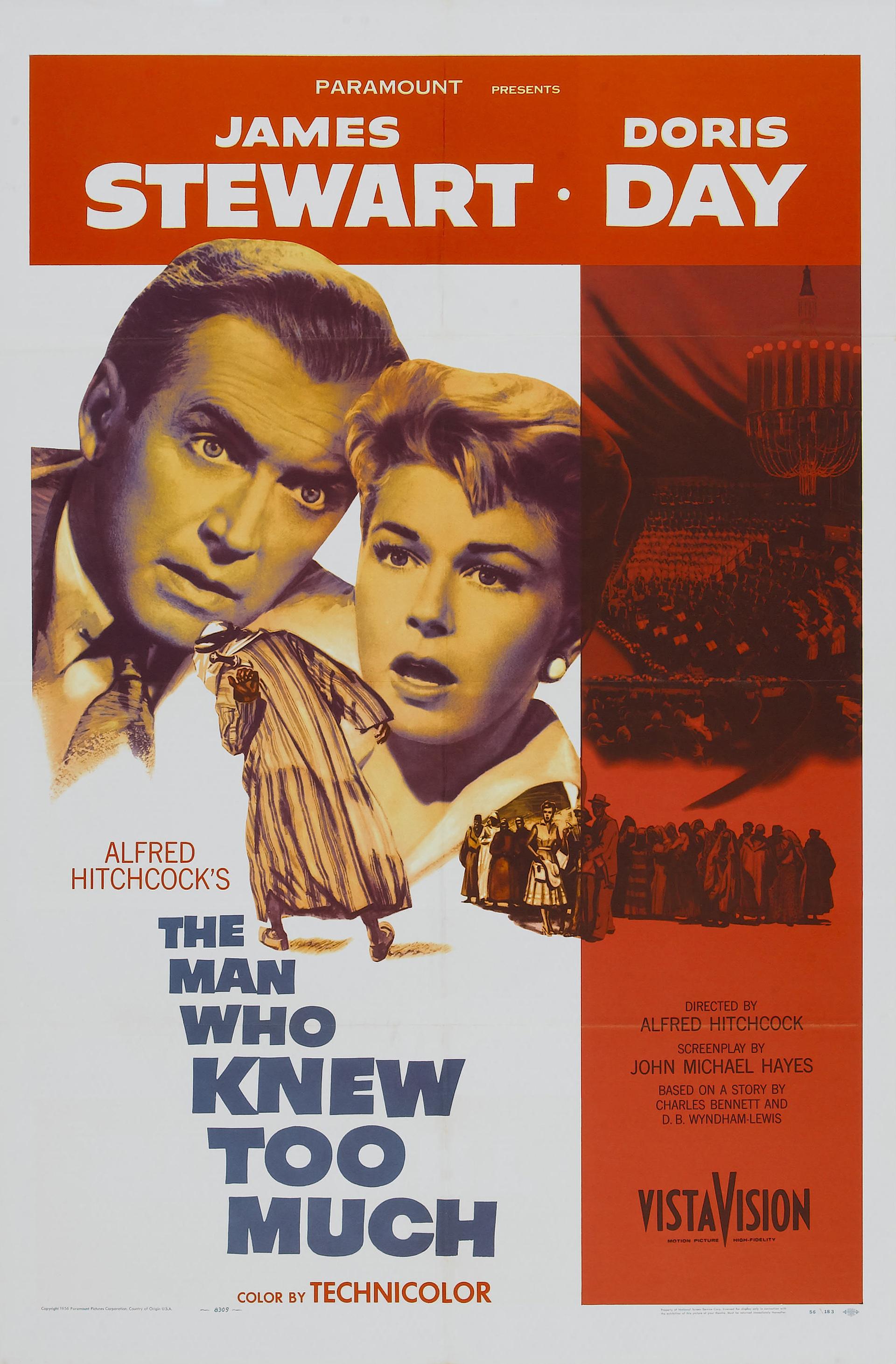 L'homme Qui En Savait Trop : l'homme, savait, L'Homme, Savait, (film,, 1956), Wikipédia