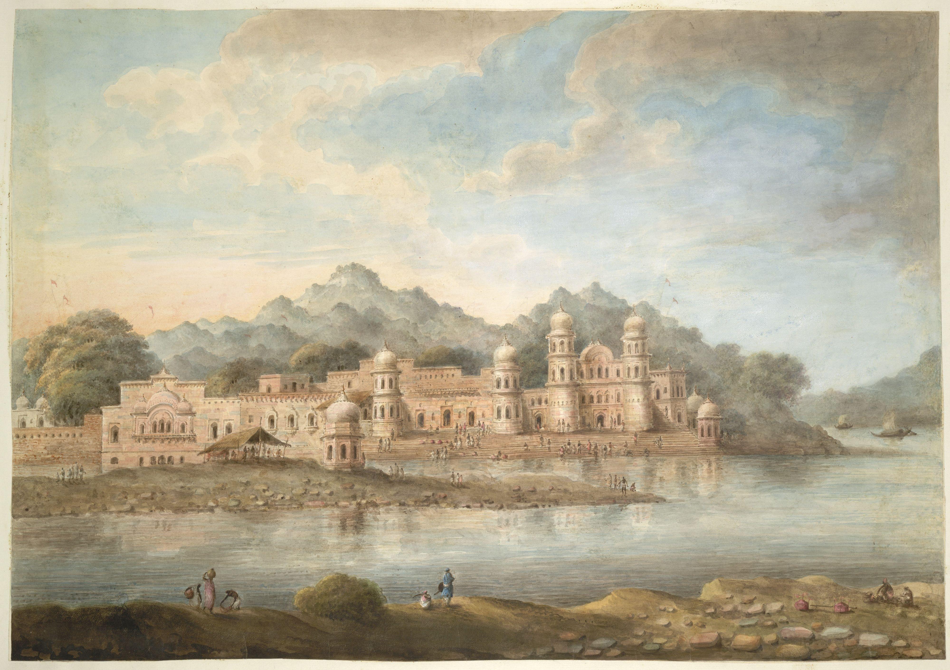 haridwar in 1814