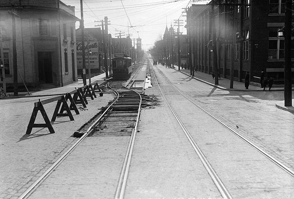 History of the Toronto Transit Commission  Wikipedia