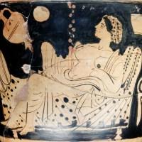 Représentations du mythe de Danaé et Jupiter