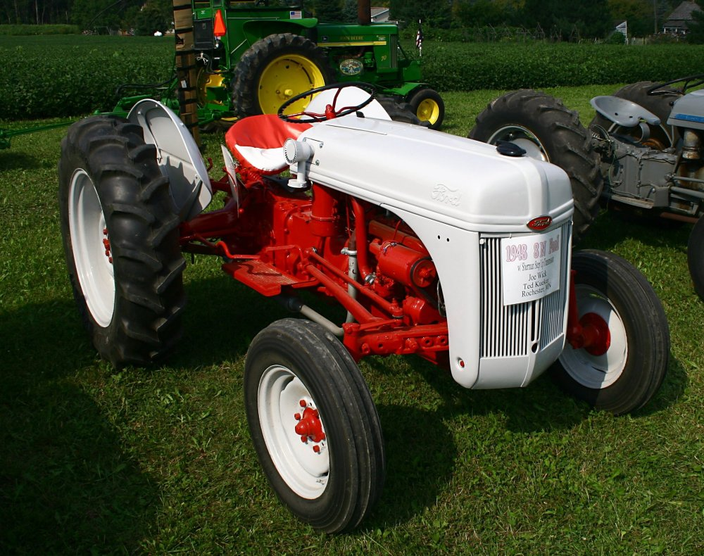 medium resolution of ford jubilee tractor information
