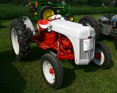 small resolution of ford jubilee tractor information