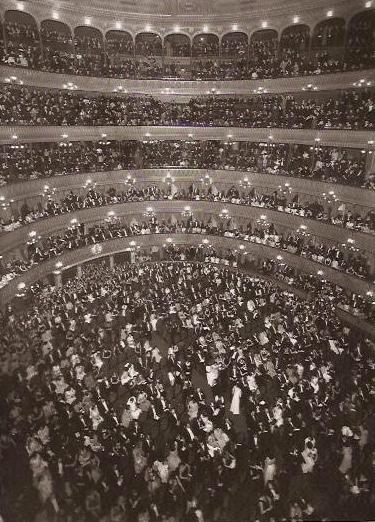 Teatro Colòn - interno
