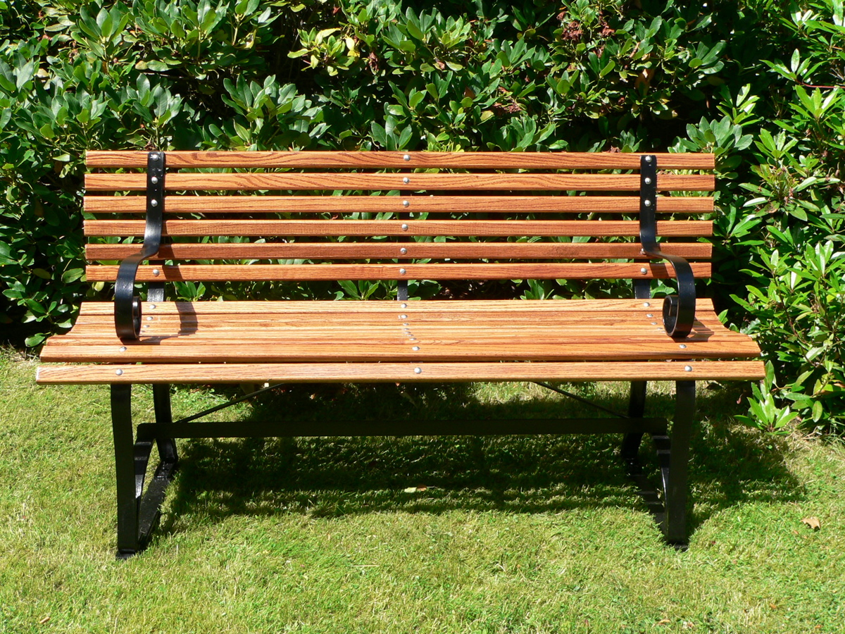 Garden Chair Bench Furniture Wikipedia