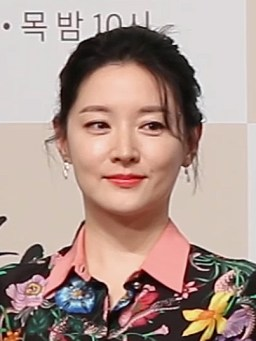 Lee Young-ae in 2017