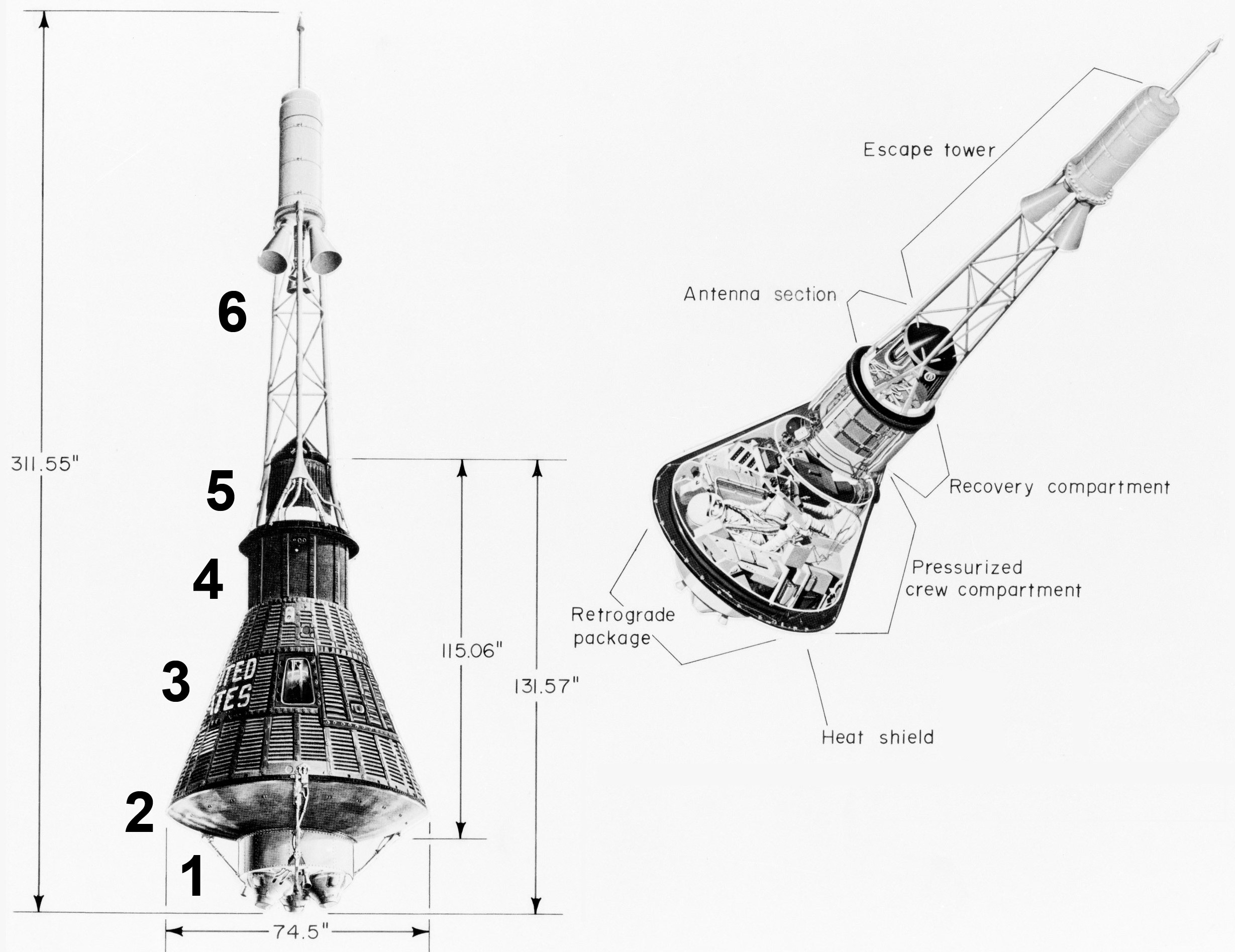 File Mercury Spacecraft