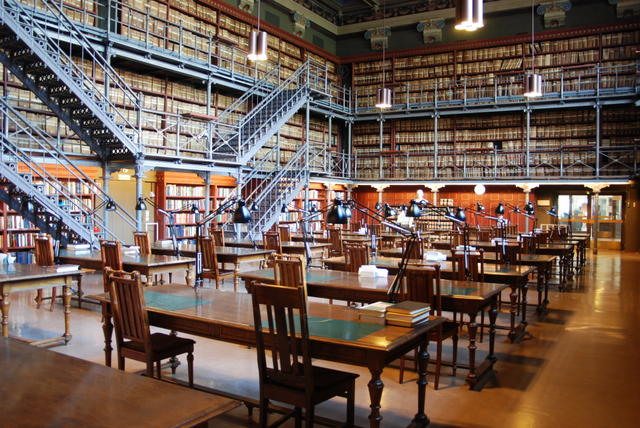 Old Reading Room od the NAtional Archives