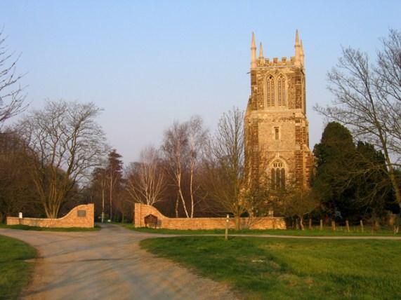 File:Parish church, Cockayne Hatley, Beds - geograph.org.uk